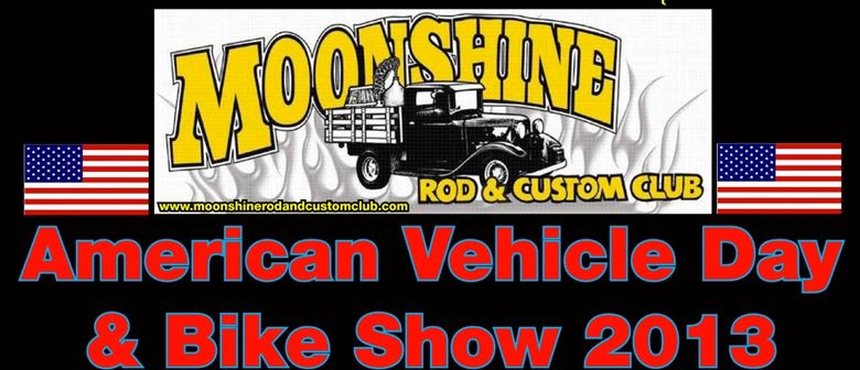 American Vehicle Day & Bike Show 2013
