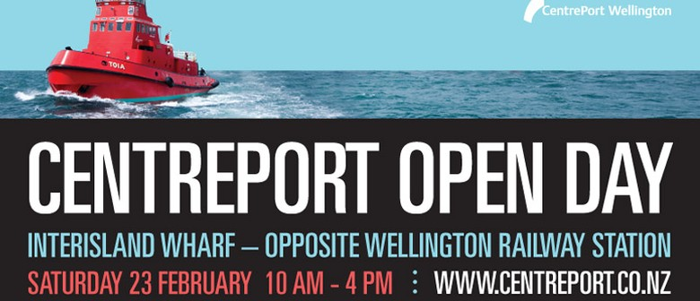 CentrePort Open Day