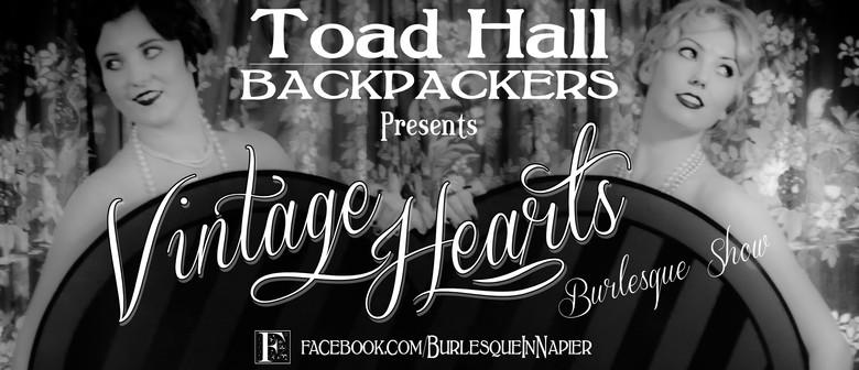 Vintage Hearts Burlesque Show