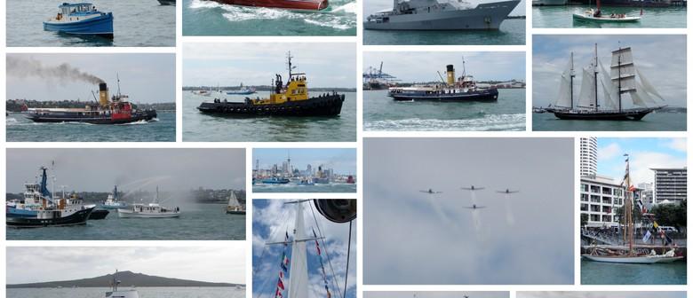 Auckland Anniversary Regatta with Amada Cruise
