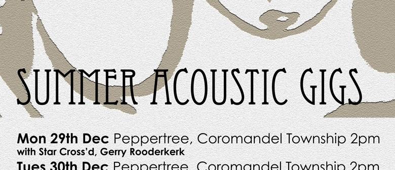 Kiri Eriwata: Acoustic Summer Gigs