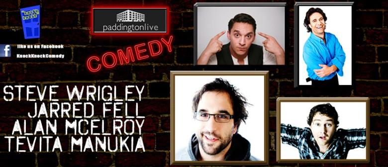 Comedy @ Paddington Live