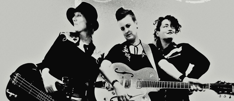The Johnnys - The World's Only All Girl All Johnny Cash Band
