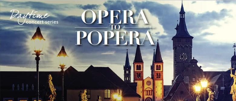 Opera to Popera
