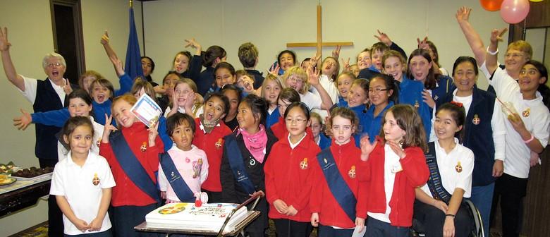 Pt. Chevalier Girls' Brigade