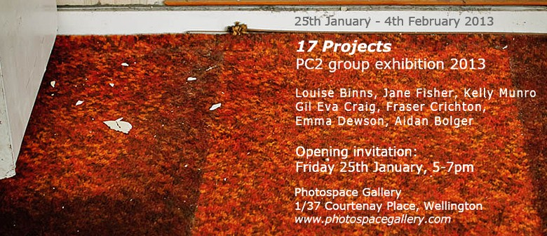 17 Projects - Group Photography Exhibition