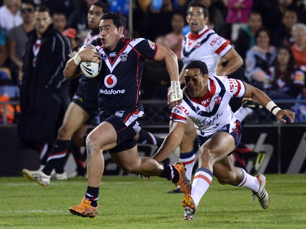 roosters vs warriors - photo #42