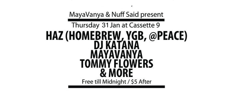 3ST - Feat. Haz (HomeBrewCrew, @Peace) and Guests
