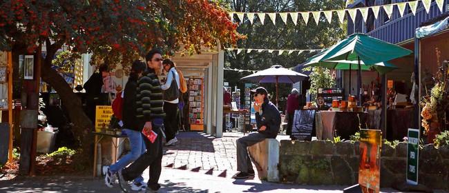 Boulevard Arts Market
