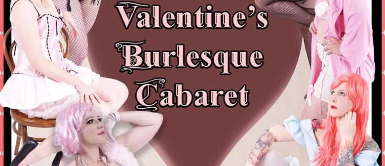 Wunderbar Valentine's Burlesque Cabaret