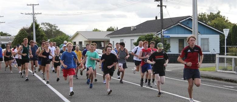 Hansells 5km Fun Run/Walk Series Hosted by the Bush Harriers