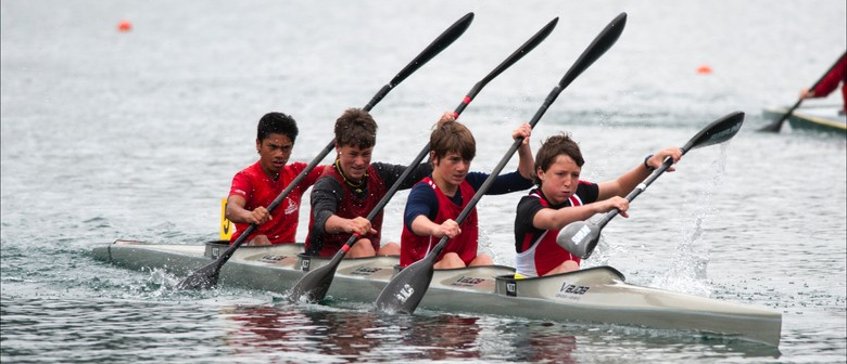NZ Canoe Sprint and ICF Oceania Canoe Sprint Championships