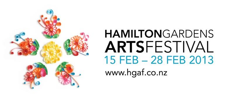 2013 Hamilton Gardens Arts Festival