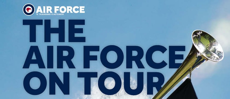 Royal New Zealand Air Force Band Tour 2013