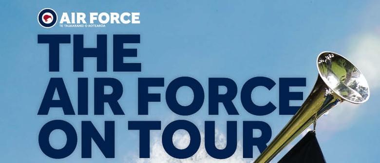 Royal New Zealand Air Force Band Tour 2013