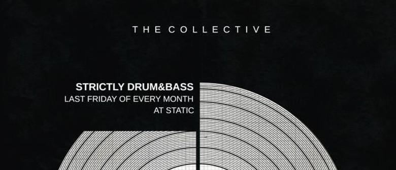 Vertigo - Drum & Bass Monthly - Static