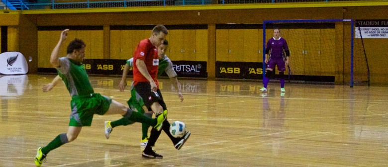 ASB Futsal National Indoor Soccer League - Round 2