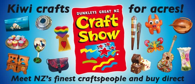 Dunkleys Great NZ Craft Show