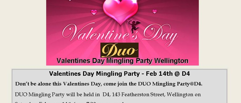 DUO Valentines Mingling Party