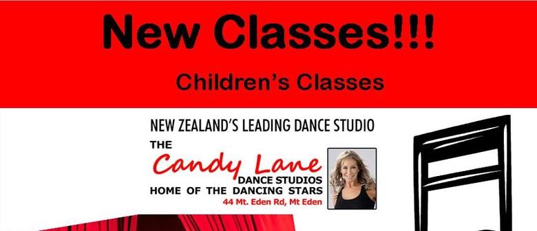 Candy Lane Dance Classes