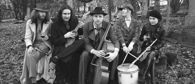 Gypsy Fever Tour feat. The Benka Boradovsky Bordello Band