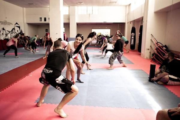 Women of Combat - Women's Brazilian Jiu Jitsu & Self-Defence