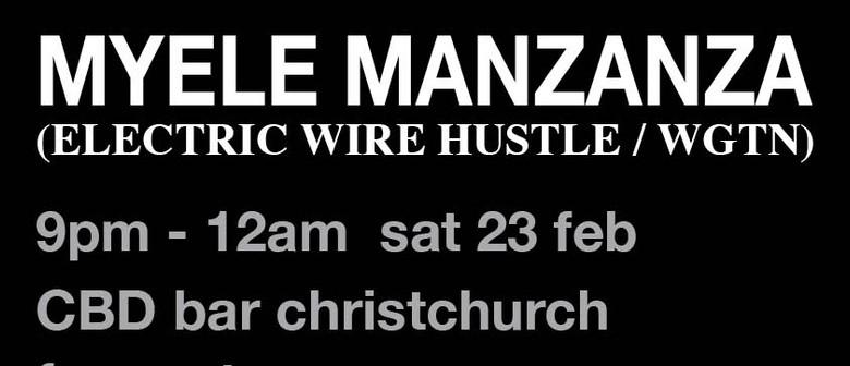 Myele Manzanza DJ Set