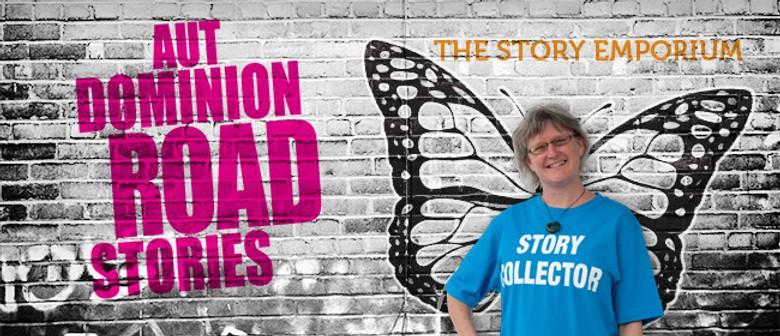 The Story Emporium - AUT Dominion Road Stories