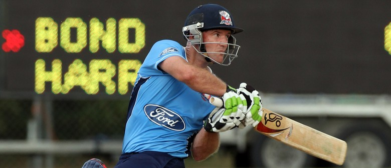 Auckland Aces v Canterbury Wizards Ford Trophy Cricket