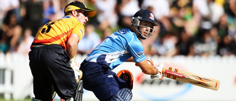 Auckland Aces v Wellington Firebirds Ford Trophy Cricket
