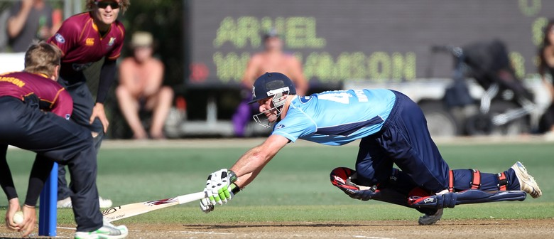 Auckland Aces v Northern Knights Ford Trophy Cricket