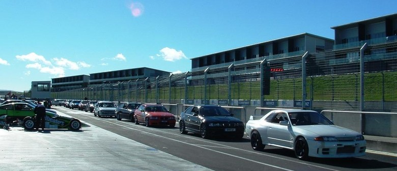 Drive Your Own Car On a Race Track