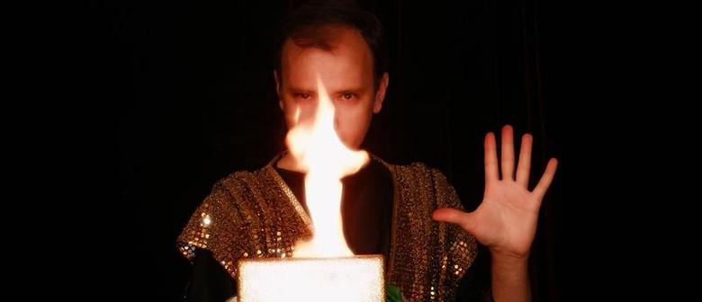 Amazing Magic Show with Vas Kovalski