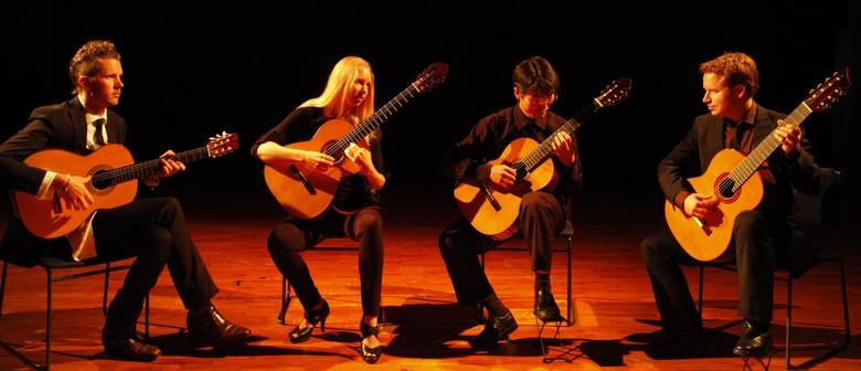 CMHV: New Zealand Guitar Quartet