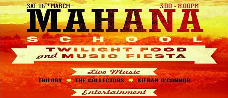 Mahana School Twilight Food & Music Fiesta