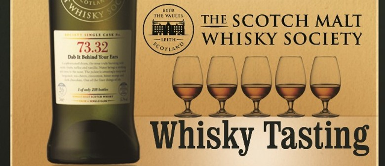 The Scotch Malt Whisky Society Tasting