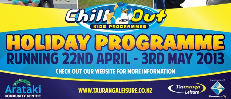 Chill Out School Holiday Programme