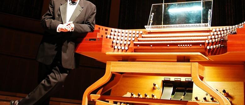 Organ Extravaganza w/ Carlo Curley: POSTPONED