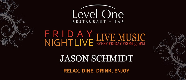 Friday Night Live - Jason Schmidt: CANCELLED