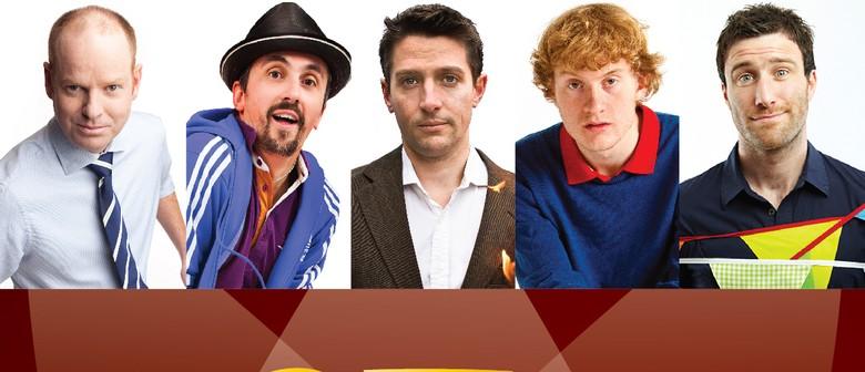 The 5 Star Comedy Tour - An International Showcase