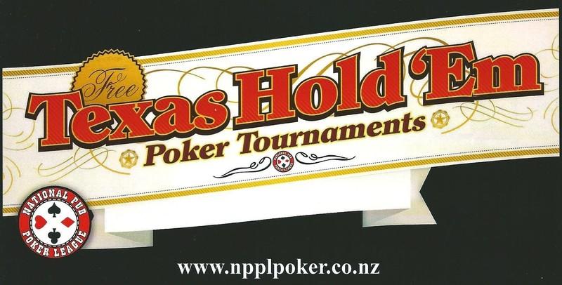 Nppl poker wellington eventfinda for 25 27 cambridge terrace wellington