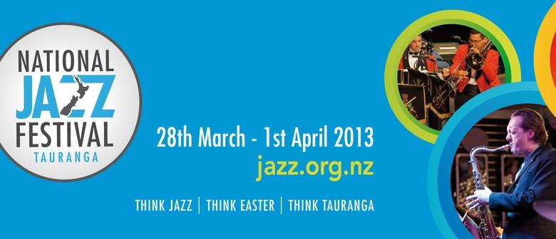 RIANZ 2013 Jazz Album Tui Award - National Jazz Festival