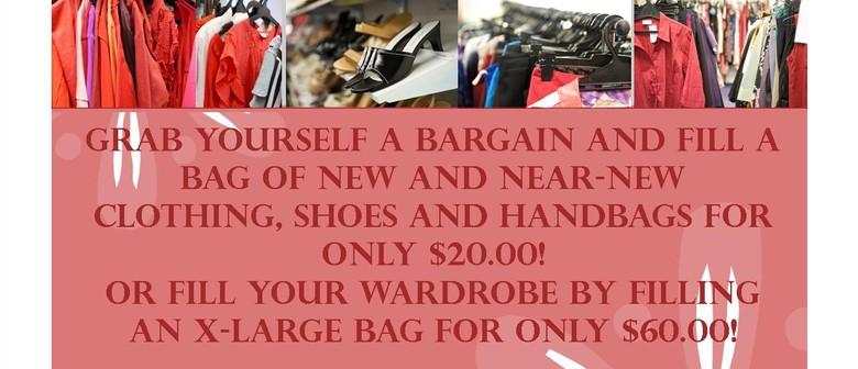 Grab-a-Bag Clothing Sale