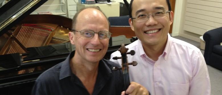 Mulled Wine Concert - Donald Armstrong and Jian Liu