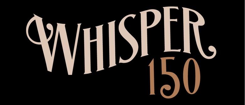 Whisper 150 Speakeasy Club Launch