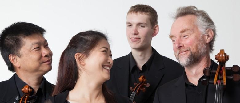 Aroha Quartet with Catherine McKay (Piano)