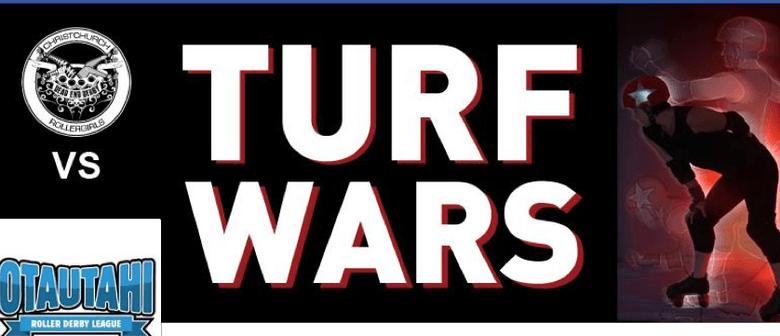 Dead End Derby vs Otautahi Roller Derby - Turf Wars