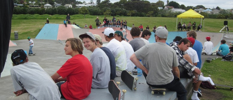 Scotty Brewer Skate Day