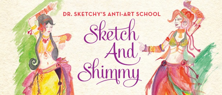 Dr. Sketchy's Anti-Art School: Sketch and Shimmy