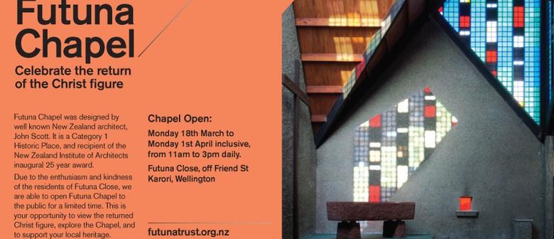 Futuna Chapel Exhibition
